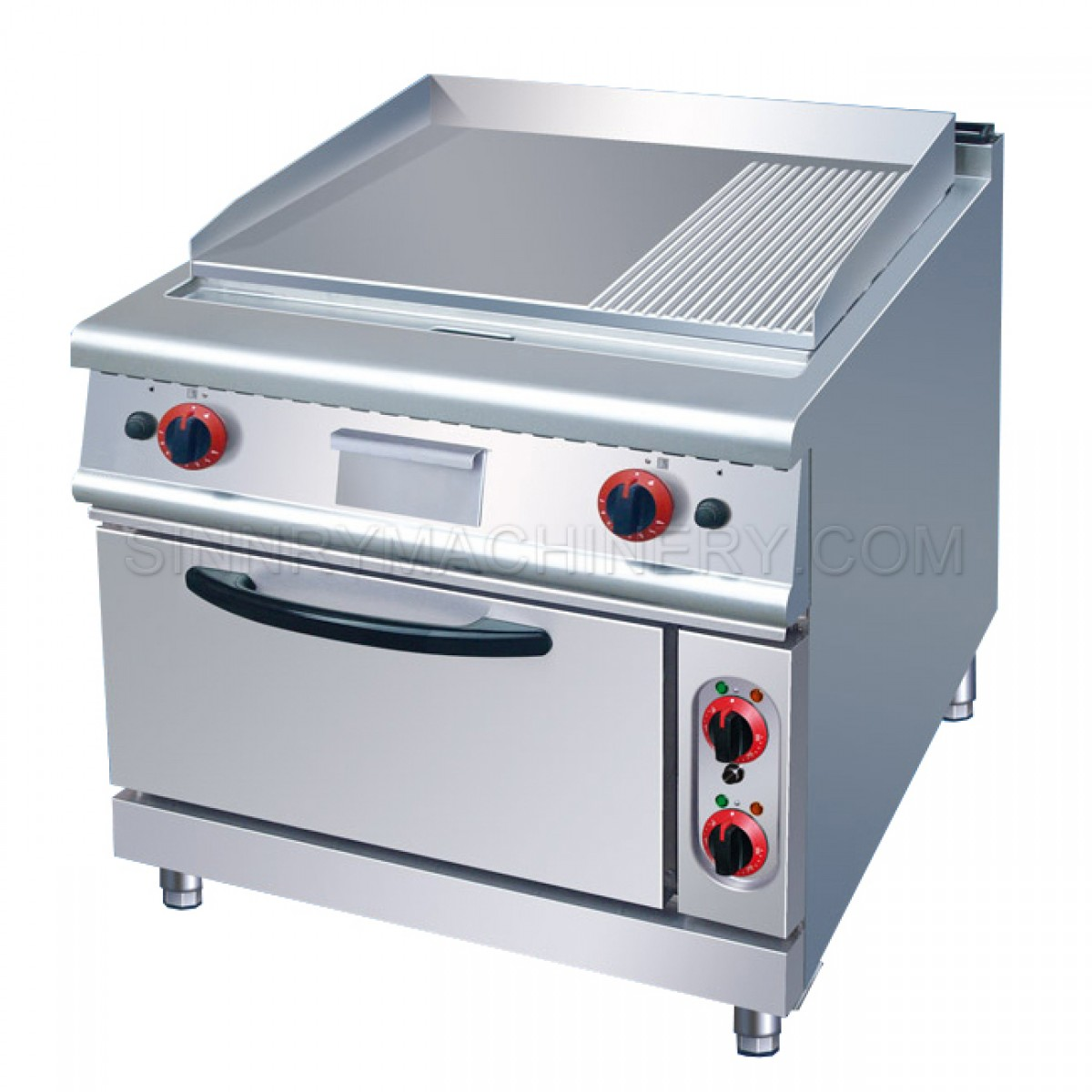 Griddle with Oven - Electric, 19.8 KW, SN-CRE104B