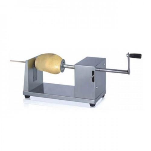 Manual Potato Cutter Spiral Potato Chip Machine